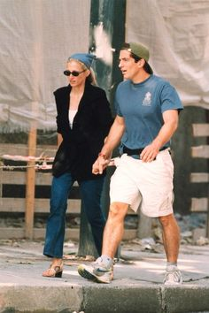 How to Copy Carolyn Bessette Kennedy's Iconic Style