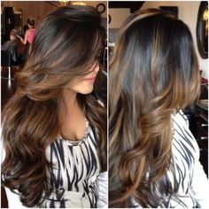 i want my hair just like this!