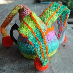 A light and woolly blog about funny tea cosies and other beautiful knitted…