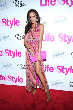 Khloe Kardashian, Selita Ebanks spotted at A Summer of Style