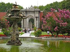 Dolmabahce Palace - Istanbul, Turkey