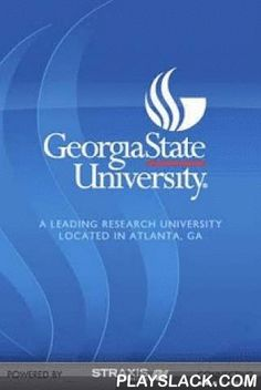 Georgia State University  Android App - playslack.com ,  With the Official App of Georgia State University, keeping in touch is now easier and more enjoyable than ever before. Check out Campus News and the Events calendar to find out what's happening at Georgia State University.  Use the Campus Map to find your way around campus, and grab a pic from the Photos section to set as your Android Wallpaper. Everything you want to know about Georgia State University is now at your fingertips. •…