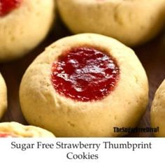 An easy and delicious Sugar Free Copycat Nutella Recipe Sugar Free Cookie Recipes, Sugar Free Cookies, Delicious Cookie Recipes, Sugar Free Desserts, Yummy Cookies, Yummy Food, Chip Cookies, Keto Cookies, Sugar Free Strawberry Jam