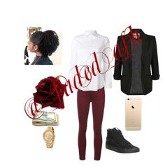 """""""#me 😍😍"""" by ashleysimpkins on Polyvore featuring 7 For All Mankind, Pilot, Dsquared2 and Vans"""