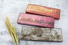 Continuing the Naked series:  Naked Smoky >> Love cool-toned shadows for a sexy look? This palette has everything you need to play up darker, silver-and-blue-toned shades.  Naked Heat >> Turn up the heat with this flaming hot palette! The colours are warm, with lighter shades of salmon and darker shades of burnt sienna to complement it.  Naked Cherry >> Cherry contains mauve-pink and wine-coloured shadows that look sweet and classy on any skin tone.  #Strawberrynet #palette #Eyeshadow… Dark Shades, Light Shades, Cherry Cherry, Discount Perfume, Discount Beauty, Makeup Palette, Skin Tone, Eyeshadow Makeup, Mauve