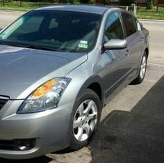 Used 2008 Nissan Altima For Sale – $8,075 At Houston, TX Contact: 832-971-2745 Car ID: 57912