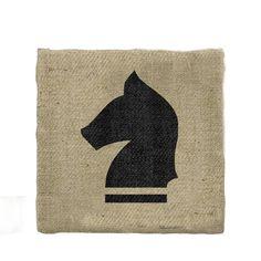Grafika koń (proj. Gie El Home), do kupienia w DecoBazaar.com