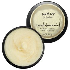 I have used countless leave-in conditioners over the years but since finding WEN® by Chaz Dean Sweet Almond Mint Re Moist Intensive Hair Treatment I am in love. I will use this every time my hair needs some TLC. Worth every single penny. -AGB8485, Beauty Insider, #Sephora #TodaysObsession