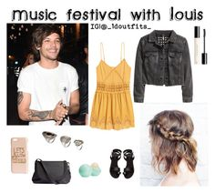 """""""Louis"""" by jessyrbug ❤ liked on Polyvore featuring H&M and Eos"""
