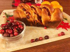 Cranberry Orange Babka Recipe