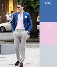 17 Combinaciones de color que todo hombre puede usar