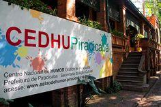 O Cedhu é a entidade responsável pela organização de iniciativas de incentivo ao humor gráfico do país, como o Salão Internacional de Humor de Piracicaba.