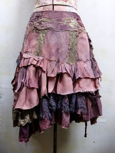 Hand dyed skirt                                                                                                                                                     More
