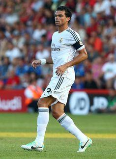 #Pepe... uno de los centrales más fuertes que ha pasado por el equipo merengue