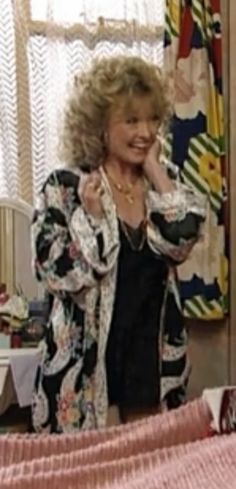 The Many Outfits of Rose from the show Keeping up Appearances Screenshot