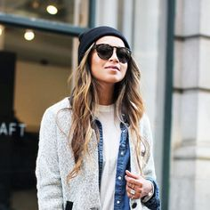 Street Style Layering Sincerely Jules