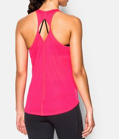 Shop Under Armour for Women's UA Fly-By 2.0 Solid Tank in our Womens Tops department.  Free shipping is available in US.