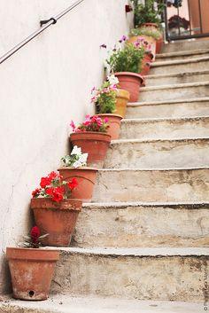 decora las escaleras