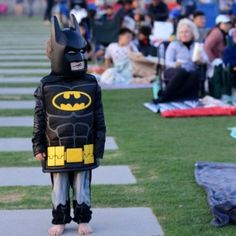 LEGO Batman keeping the streets of Gotham City--err Irvine safe  http://www.ocregister.com/2017/07/03/2000-gather-on-irvines-great-park-lawn-to-watch-the-lego-batman-movie/  2000 gather on Irvines Great Park lawn to watch The Lego Batman MovieJaiden Sais dressed in a Batman costume for the Lego Batman Movie. The city of Irvine was screening the Lego Batman movie on the Great Park terraced lawn in Irvine CA on Saturday July 1 2017. (Photo by Bill AlkoferOrange County Register/SCNG)  Contact…