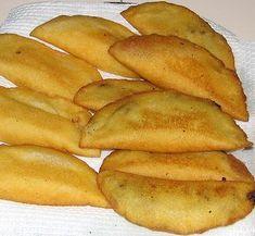Empanadas de cazón