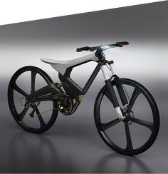 X-bike MAZDA contest on Industrial Design Served