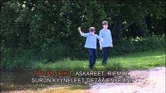 Suojellen, varjellen, lasten virsi Viria, Finland, Religion, Teaching, Music, Youtube, Musica, Musik, Muziek