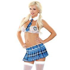 Dean's List Schoolgirl Costume