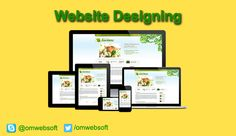 Om Web Technologies offering complete webdesign services with very high quality.