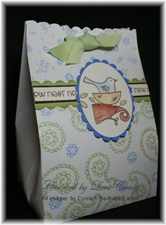 Bagalope by Stamp Momma on Splitcoast Stampers