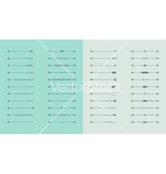 Set of arrows for web design vector - by homobibens on VectorStock®