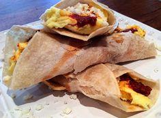 The Barnyard Bistro: Cabo Breakfast Burritos