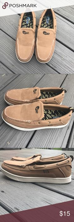 Island Surf boat shoes loafers size 11 Island Surf boat shoes loafers size 11 slightly used island surf Shoes Boat Shoes