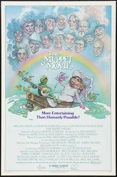 The Muppet Movie (Associated Film Distributors, 1979).