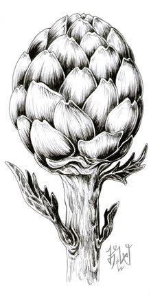 #artichoke