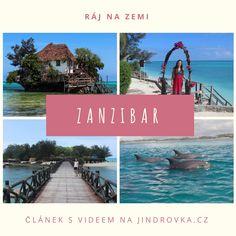 Zanzibar - ráj na zemi :-) Celý článek o tom, jak se dostat na Zanzibar za pár tisíc a prožít tak nádhernou dovolenou snů LEVNĚ :-) Island, Outdoor Decor, Instagram, Blog, Home Decor, Africa, Decoration Home, Room Decor, Islands