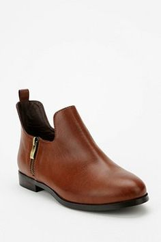 Deena & Ozzy High/Low Ankle Boot