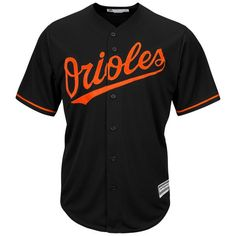 Get in the game this season with this Baltimore Orioles Official Cool Base team jersey from Majestic. It's got Baltimore Orioles graphics across the chest and comes with Cool Base technology to keep you dry and comfortable. Orioles Baseball, Baseball Jerseys, Baseball Outfits, Baseball Uniforms, National Baseball League, Backyard Baseball, Softball Catcher, Baltimore Orioles, Dresses With Leggings