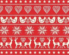 Check out our makower fabric christmas selection for the very best in unique or custom, handmade pieces from our shops. Etsy Fabric, Rugs, Christmas, Cards, Handmade, Home Decor, Farmhouse Rugs, Xmas, Weihnachten