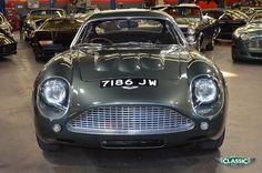 "Classic 1961 ASTON MARTIN DB4 GT ZAGATO ""SANCTION II"" for sale - Classic & Sports Car (Ref New York)"