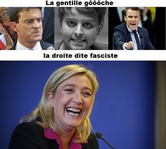 """@gerardparis19 @MARINE2BCORSE1 @lilieichet1 @ChicPrincesse @BernadetTrefcon   #MacronCameleon !!!"""