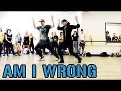 AM I WRONG - Nico & Vinz Dance @NicoandVinz | @MattSteffanina Choreography Video - YouTube