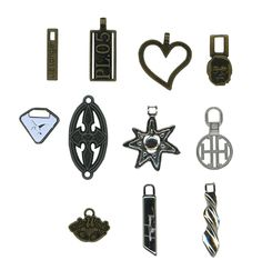 Zipper Pulls made by Progressive Label, Inc.