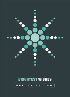 business holiday cards - brightest star by Kate Grono