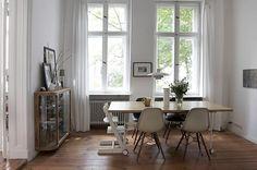 desire to inspire - desiretoinspire.net - Reader's home - Martin's Scandi apartment inBerlin
