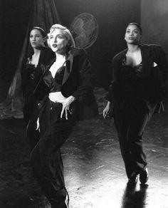 """Great set picture of Vogue 1990 with Nikki Madonna Vogue, Madonna Photos, Lady Madonna, Divas Pop, Top 10 Hits, Celebrity Singers, Classic Image, Pop Singers, Material Girls"