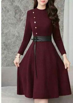 Women S Fashion Dresses Online Info: 4460838751 Classy Dress, Classy Outfits, Pretty Outfits, Pretty Dresses, Beautiful Dresses, Stylish Dresses, Simple Dresses, Elegant Dresses, Vintage Dresses