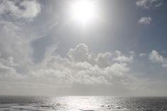 Sun sea and sky