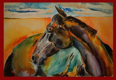 """""""The color horse"""""""