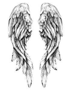 tatuajes de alas - Buscar con Google                                                                                                                                                                                 Más