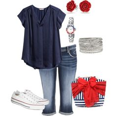 Plus Casual - 4th of July
